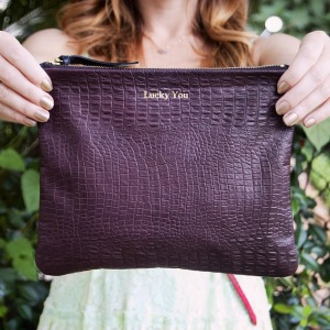 Flying Fox Meg Clutch